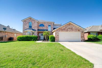Lubbock Single Family Home For Sale: 5907 102nd Street
