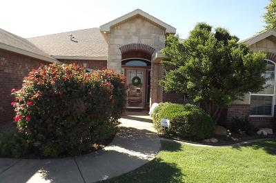 Lubbock Single Family Home For Sale: 6704 96th Street