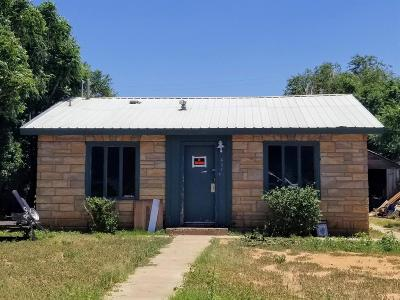 Single Family Home For Sale: 405 Ave K
