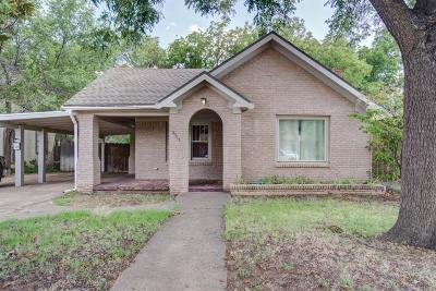 Lubbock Single Family Home For Sale: 2511 26th Street