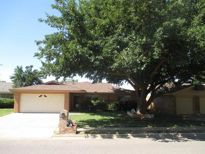 Lubbock Single Family Home For Sale: 4618 61st Street