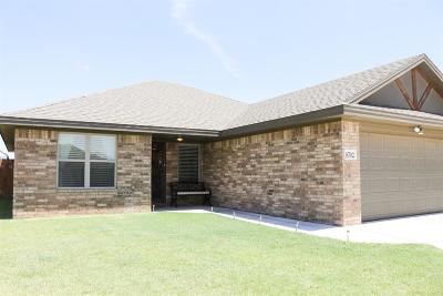 Lubbock Rental For Rent: 8702 E 16th Drive