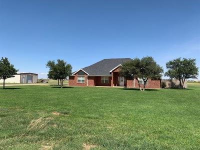 Shallowater Single Family Home For Sale: 13710 N County Road 1400