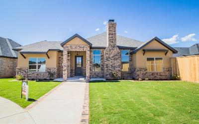 Lubbock Garden Home For Sale: 10902 Vinton Avenue