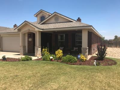 Lubbock Single Family Home For Sale: 3403 Remington Avenue