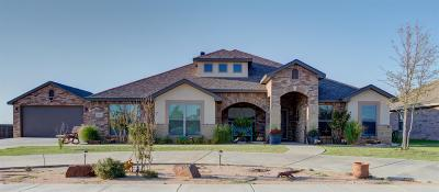 Lubbock TX Single Family Home For Sale: $358,500