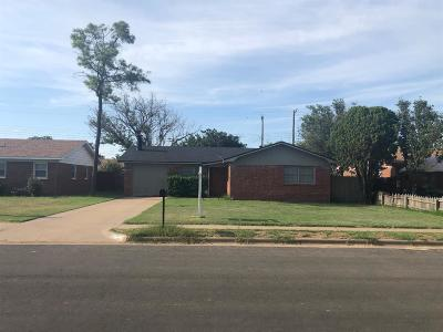 Single Family Home For Sale: 1214 48th Street