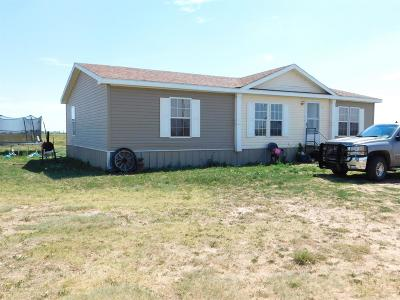 Bailey County, Lamb County Single Family Home For Sale: 730 County Road 3125