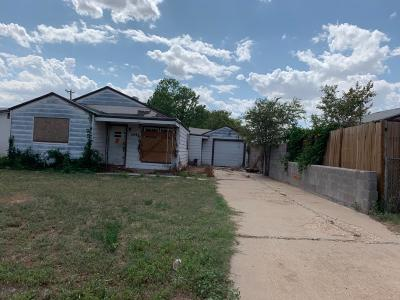 Single Family Home For Sale: 204 Ave L