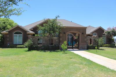 Single Family Home For Sale: 5202 S County Road 1425