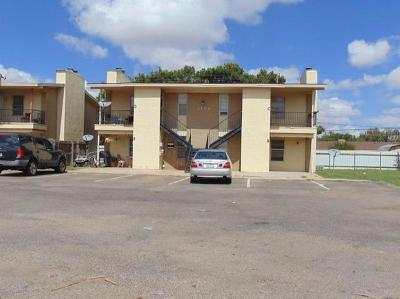 Lubbock TX Multi Family Home Under Contract: $225,000
