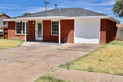 Single Family Home For Sale: 4604 Fordham Street