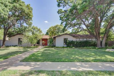 Single Family Home For Sale: 4615 11th Street