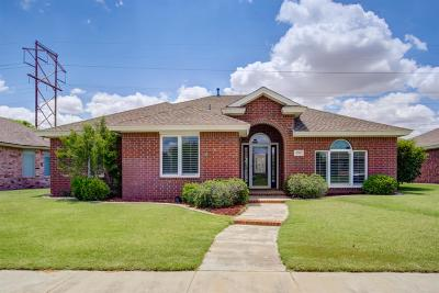Lubbock Single Family Home For Sale: 3707 106th Street