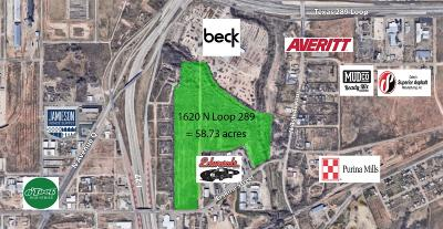 Lubbock County Commercial Lots & Land For Sale: 1620 N Loop 289