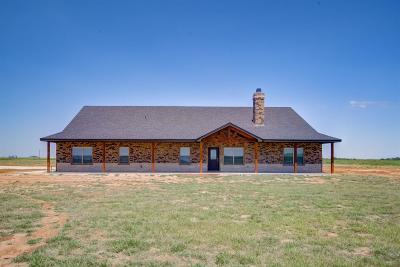 Idalou Single Family Home For Sale: 8121 E County Road 5970