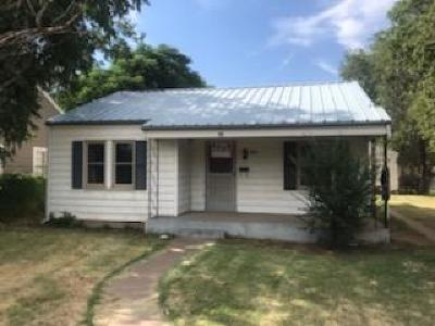 Single Family Home For Sale: 1505 27th Street