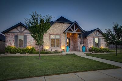 Lubbock Single Family Home For Sale: 3807 138th Street