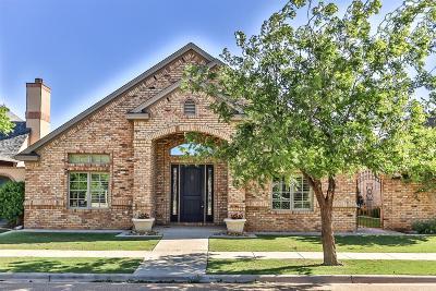 Lubbock Garden Home Under Contract: 4006 112th Street