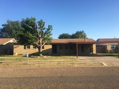 Shallowater Single Family Home Under Contract: 1204 6th Street