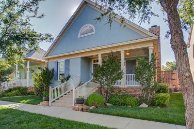 Single Family Home For Sale: 4608 118th Street