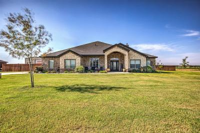 Lubbock Single Family Home For Sale: 2007 County Road 7560