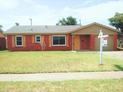 Single Family Home Under Contract: 5109 44th Street