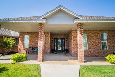 Lubbock Single Family Home Under Contract: 6310 County Road 7440