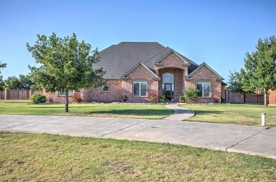 Lubbock Single Family Home For Sale: 5403 County Road 7520