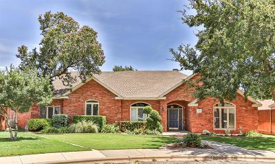 Lubbock Single Family Home For Sale: 8201 Richmond Avenue