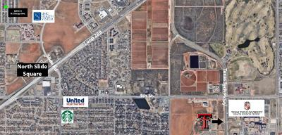 Lubbock County Residential Lots & Land For Sale: 509 N Chicago Avenue