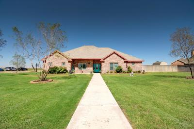 Lubbock Single Family Home For Sale: 7001 N County Road 2150