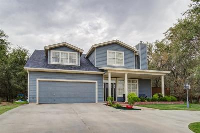 Ransom Canyon Single Family Home Under Contract: 36 W Lakeshore Drive