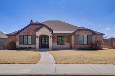 Lubbock Single Family Home Under Contract: 4805 5th Street