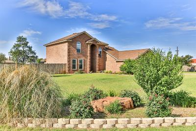 Lubbock TX Single Family Home For Sale: $314,950