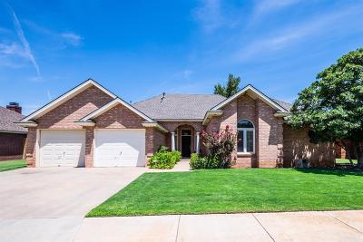 Wolfforth Single Family Home For Sale: 206 Sooner Street