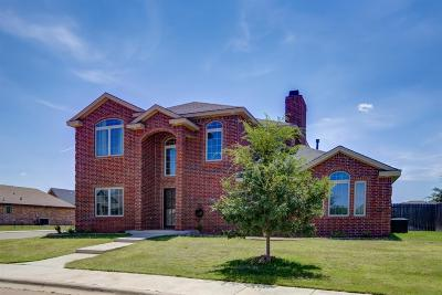 Single Family Home For Sale: 6301 75th Street