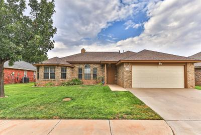Wolfforth Single Family Home For Sale: 321 Longhorn Boulevard