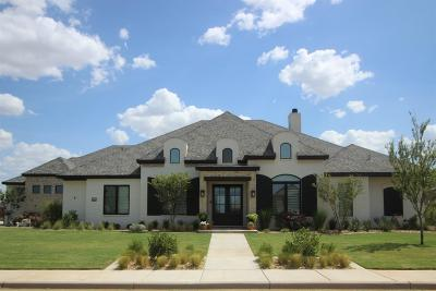 Lubbock Single Family Home Under Contract: 3807 139th Street