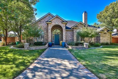 Lubbock Single Family Home For Sale: 9408 Wayne Avenue