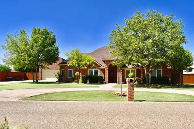 Lubbock Single Family Home For Sale: 5408 County Road 7350