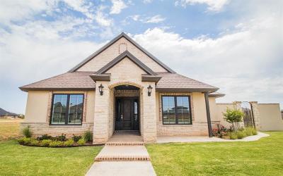 Lubbock Garden Home For Sale: 12003 Upton Avenue