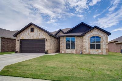 Single Family Home For Sale: 6303 95th Street