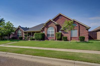 Lubbock Single Family Home For Sale: 4701 109th Street