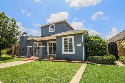 Lubbock Garden Home For Sale: 4423 110th Street