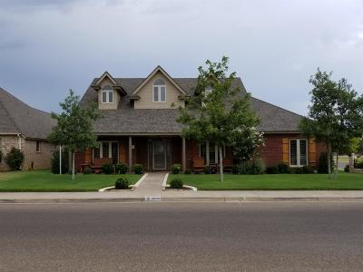 Lubbock Single Family Home For Sale: 3902 100th Street