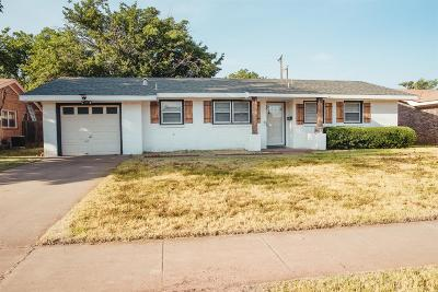Single Family Home Under Contract: 5410 14th Street