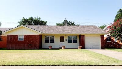 Single Family Home For Sale: 5419 46th Street