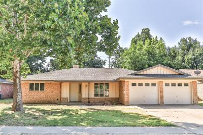 Lubbock Single Family Home For Sale: 4113 62nd Drive