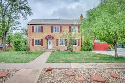 Single Family Home For Sale: 2324 17th Street